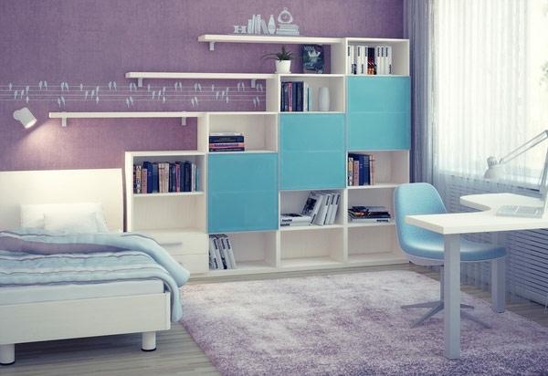 sch ne jugendzimmer f r m dchen. Black Bedroom Furniture Sets. Home Design Ideas