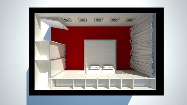 schrank kleines schlafzimmer. Black Bedroom Furniture Sets. Home Design Ideas