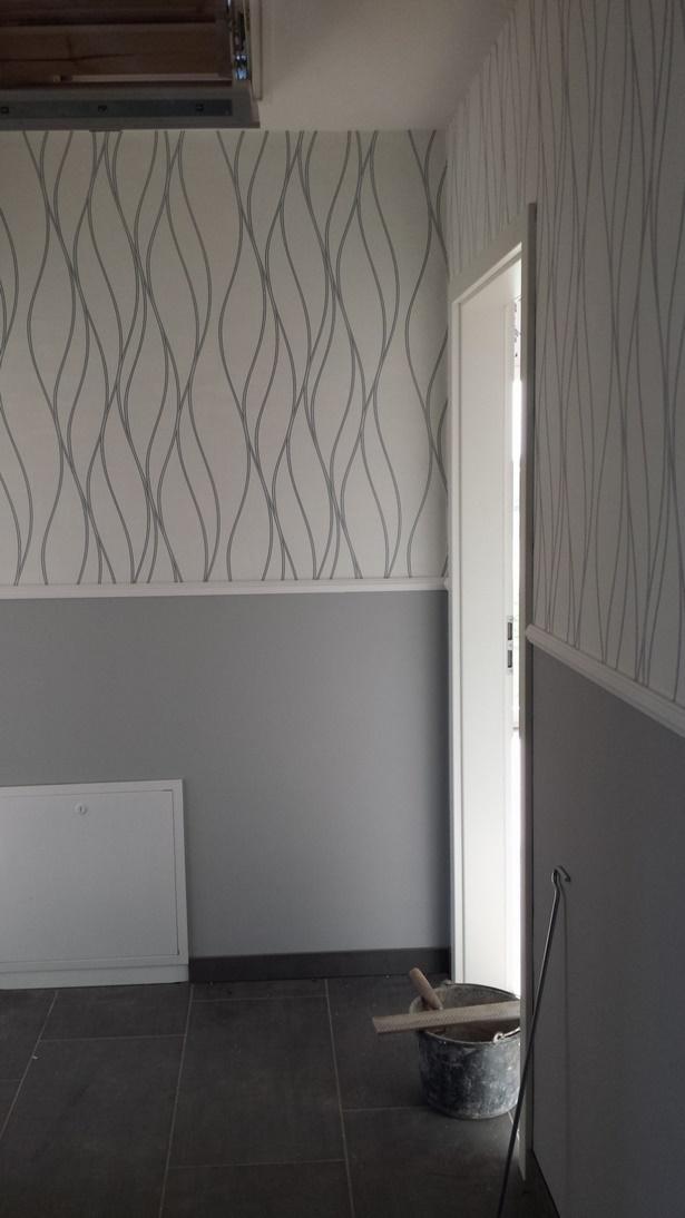 tapeten ideen f r flur. Black Bedroom Furniture Sets. Home Design Ideas
