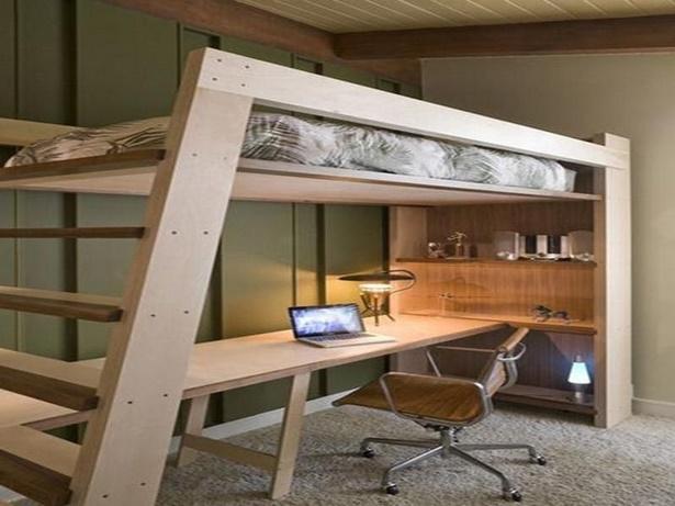 Wohn und schlafzimmer in einem raum ideen