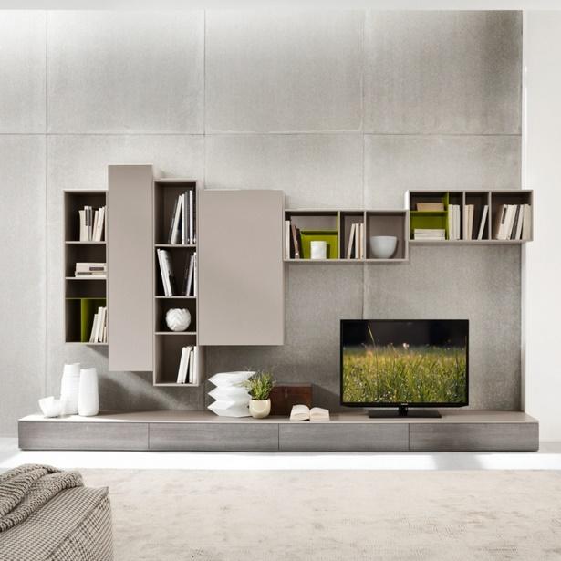 Wohnzimmermöbel Grau