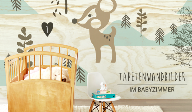 Baby kinderzimmer gestalten