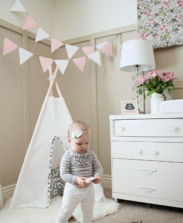 Baby zimmer gestalten - Babyzimmer deko madchen ...