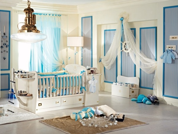 Babyzimmer einrichten junge