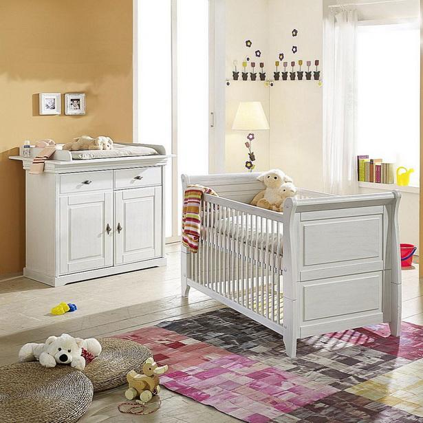 Babyzimmer Holz Wei