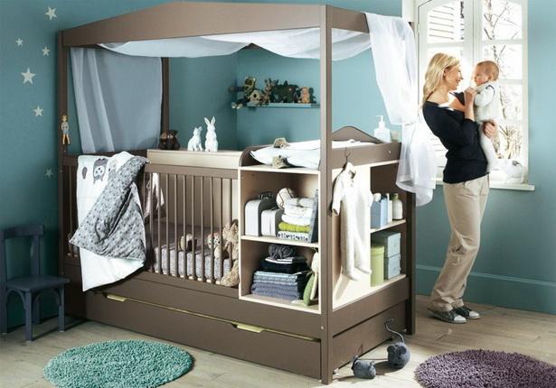 babyzimmer im schlafzimmer. Black Bedroom Furniture Sets. Home Design Ideas