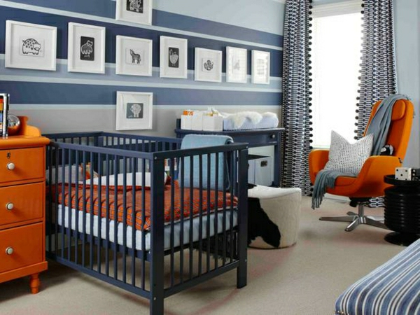 babyzimmer im schlafzimmer. Black Bedroom Furniture Sets. Home Design Ideas