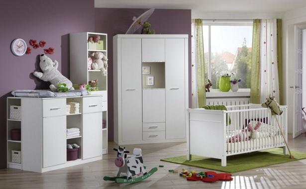 Babyzimmer in wei for Kinderzimmer clara