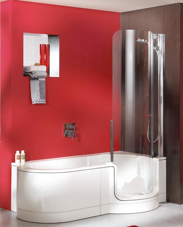 badewanne mit dusche. Black Bedroom Furniture Sets. Home Design Ideas