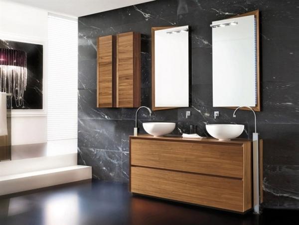 Badezimmermöbel aus holz
