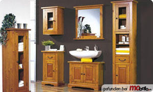 badezimmerm bel holz landhaus. Black Bedroom Furniture Sets. Home Design Ideas