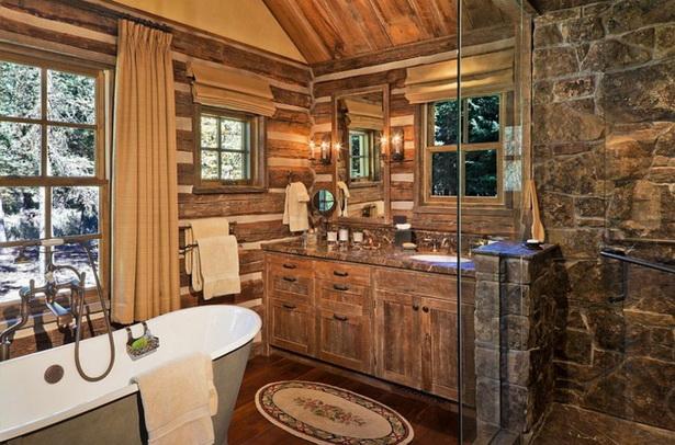 Badmöbel Rustikal badmöbel holz landhaus