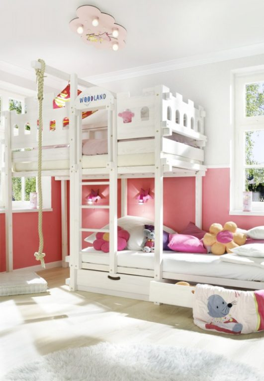 kinderzimmer einrichten bilder. Black Bedroom Furniture Sets. Home Design Ideas