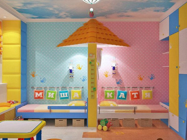 Kinderzimmer Junge Blau : Kinderzimmer junge einrichten