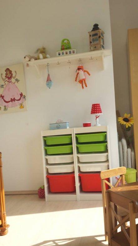 Kinderzimmer Kleinkind Wald Und Wiese
