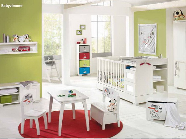 sch ner wohnen babyzimmer. Black Bedroom Furniture Sets. Home Design Ideas