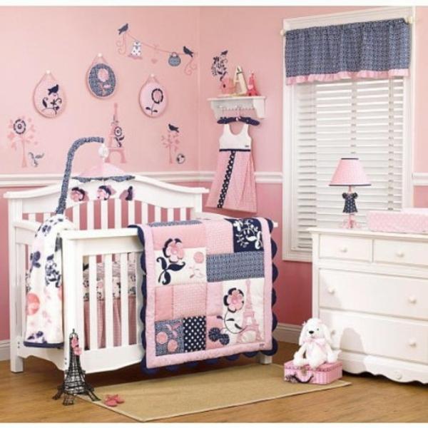 Mädchenzimmer Gestalten zimmer für baby gestalten
