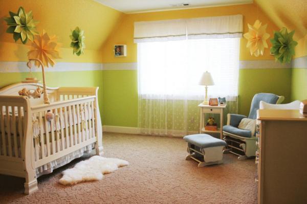 Zimmer für baby
