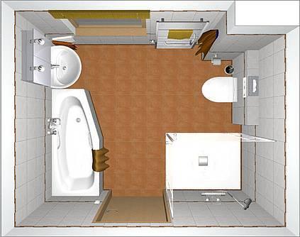 Badezimmer 6 qm for 10 qm bad einrichten