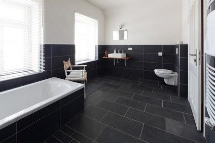 badezimmer anthrazit fliesen. Black Bedroom Furniture Sets. Home Design Ideas