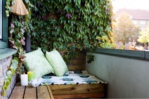 balkon versch nern f r wenig geld. Black Bedroom Furniture Sets. Home Design Ideas