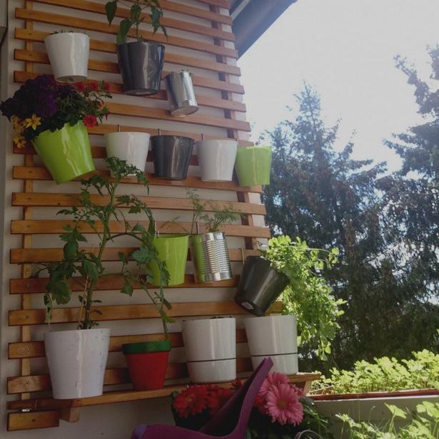 77 Praktische Balkon Designs: Balkon Verschönern Für Wenig Geld