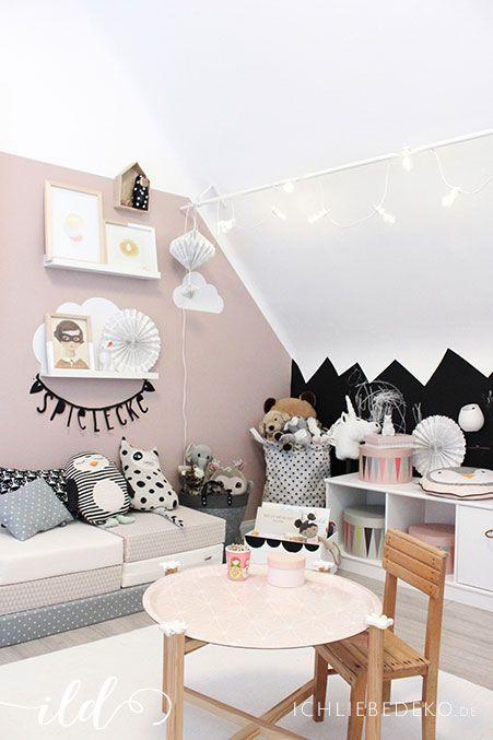deko im kinderzimmer. Black Bedroom Furniture Sets. Home Design Ideas