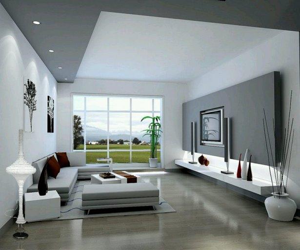 Einrichtungsideen wohnzimmer grau wei - Zimmer grau weiay ...