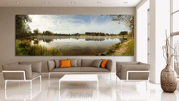 glasbilder f r wohnzimmer. Black Bedroom Furniture Sets. Home Design Ideas