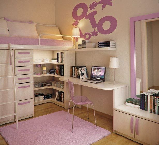 hochbett f r kleines kinderzimmer. Black Bedroom Furniture Sets. Home Design Ideas