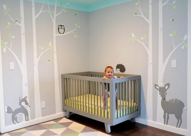 kinderzimmer baby junge gestalten. Black Bedroom Furniture Sets. Home Design Ideas