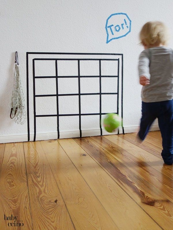 kinderzimmer fu ball ideen. Black Bedroom Furniture Sets. Home Design Ideas