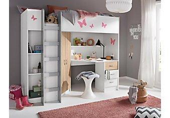 kinderzimmerm bel f r kleine r ume. Black Bedroom Furniture Sets. Home Design Ideas