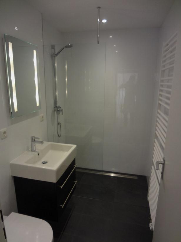 kleines bad nur mit dusche. Black Bedroom Furniture Sets. Home Design Ideas