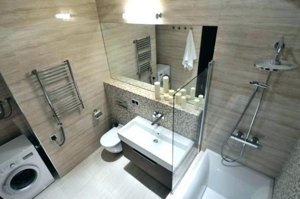kleines bad ohne fliesen. Black Bedroom Furniture Sets. Home Design Ideas