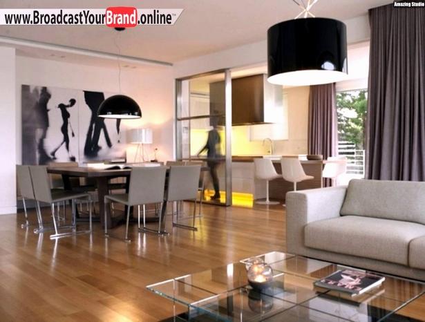 Kleines Wohnzimmer Mit Essbereich Einrichten: Kleines Wohnzimmer Mit Essbereich Einrichten