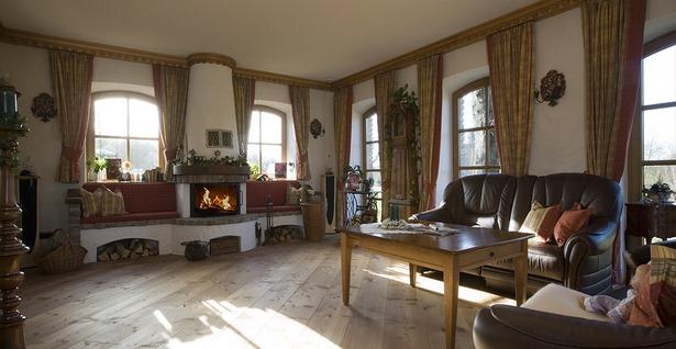 Landhaus wohnzimmer modern
