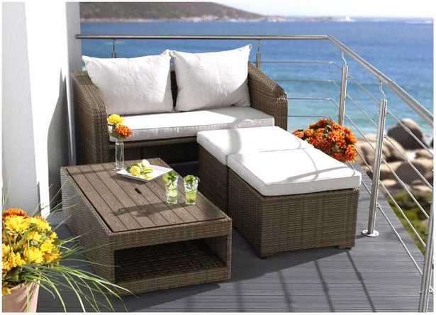 lounge m bel kleiner balkon. Black Bedroom Furniture Sets. Home Design Ideas