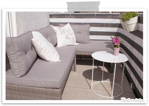 lounge m bel kleiner balkon. Black Bedroom Furniture Sets. Home Design Ideas
