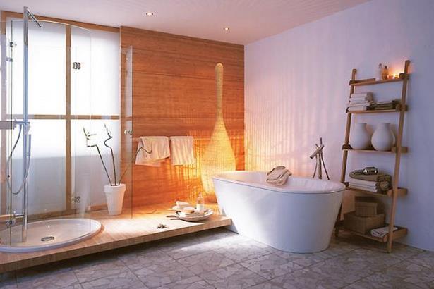 luxus badezimmer einrichtung. Black Bedroom Furniture Sets. Home Design Ideas