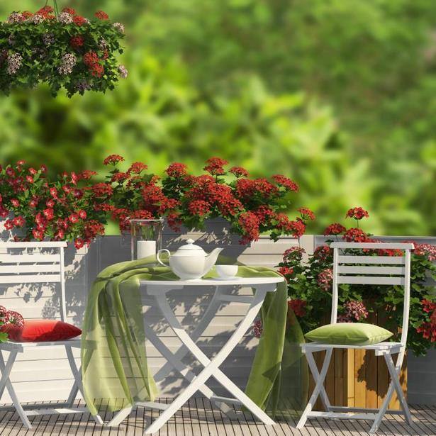 Mein sch ner balkon - Balkon orientalisch gestalten ...