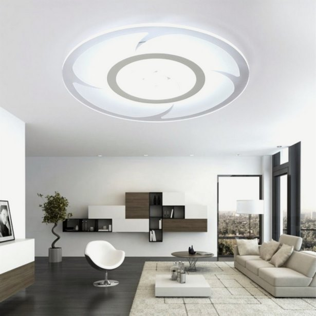 Moderne wohnzimmerlampen - Wohnzimmeruhr modern ...