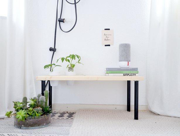 pflanzenbank f r balkon. Black Bedroom Furniture Sets. Home Design Ideas