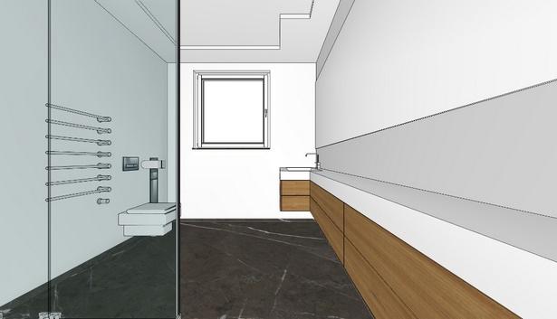 Schmales badezimmer einrichten - Schmales badezimmer ...