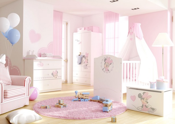 sch ne kinderzimmer f r m dchen. Black Bedroom Furniture Sets. Home Design Ideas