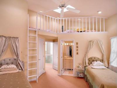 sch ne kinderzimmer f r m dchen. Black Bedroom Furniture Sets. Home Design Ideas