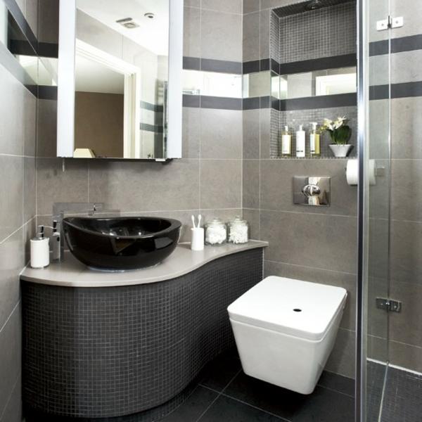 Sehr kleines badezimmer einrichten for Badezimmer einrichten