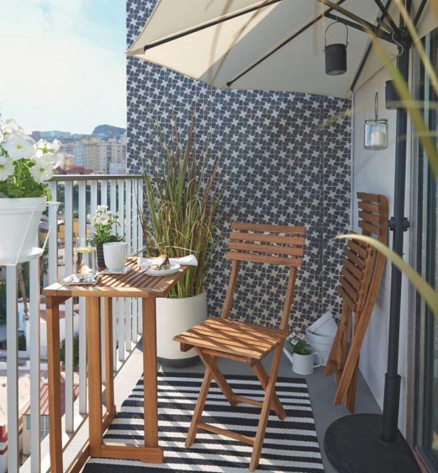 sichtschutz f r kleinen balkon. Black Bedroom Furniture Sets. Home Design Ideas