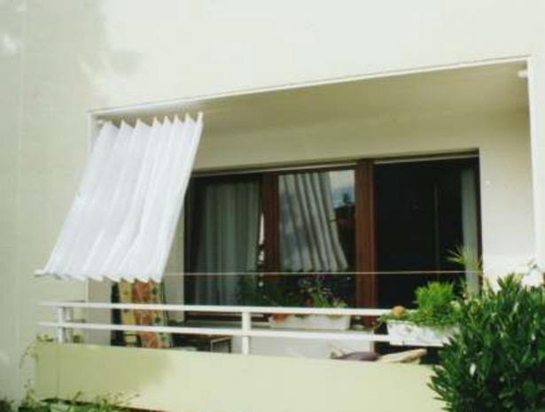 Sichtschutz Für Kleinen Balkon