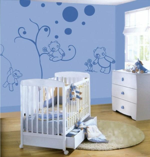 wand kinderzimmer junge. Black Bedroom Furniture Sets. Home Design Ideas